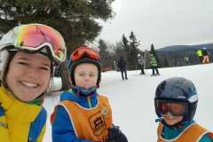 Abschlusstag Skikurs
